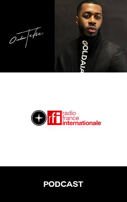 Podcast RFI France - Juillet 2021